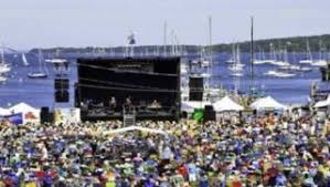 Maine Blue's Festival Naples Maine on Long Lake