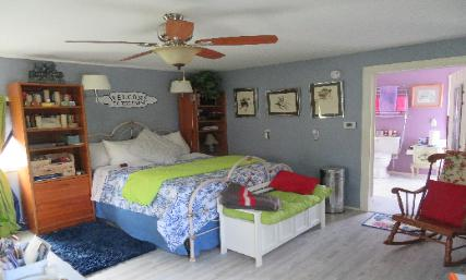 Comfortable Accommodations_Bridgton Bungalow Cottage