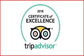 Denmark Stage Stop House TripAdvisor Certificate of Excellence