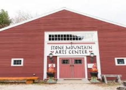Stone Mountain Arts Center Brownfield Maine